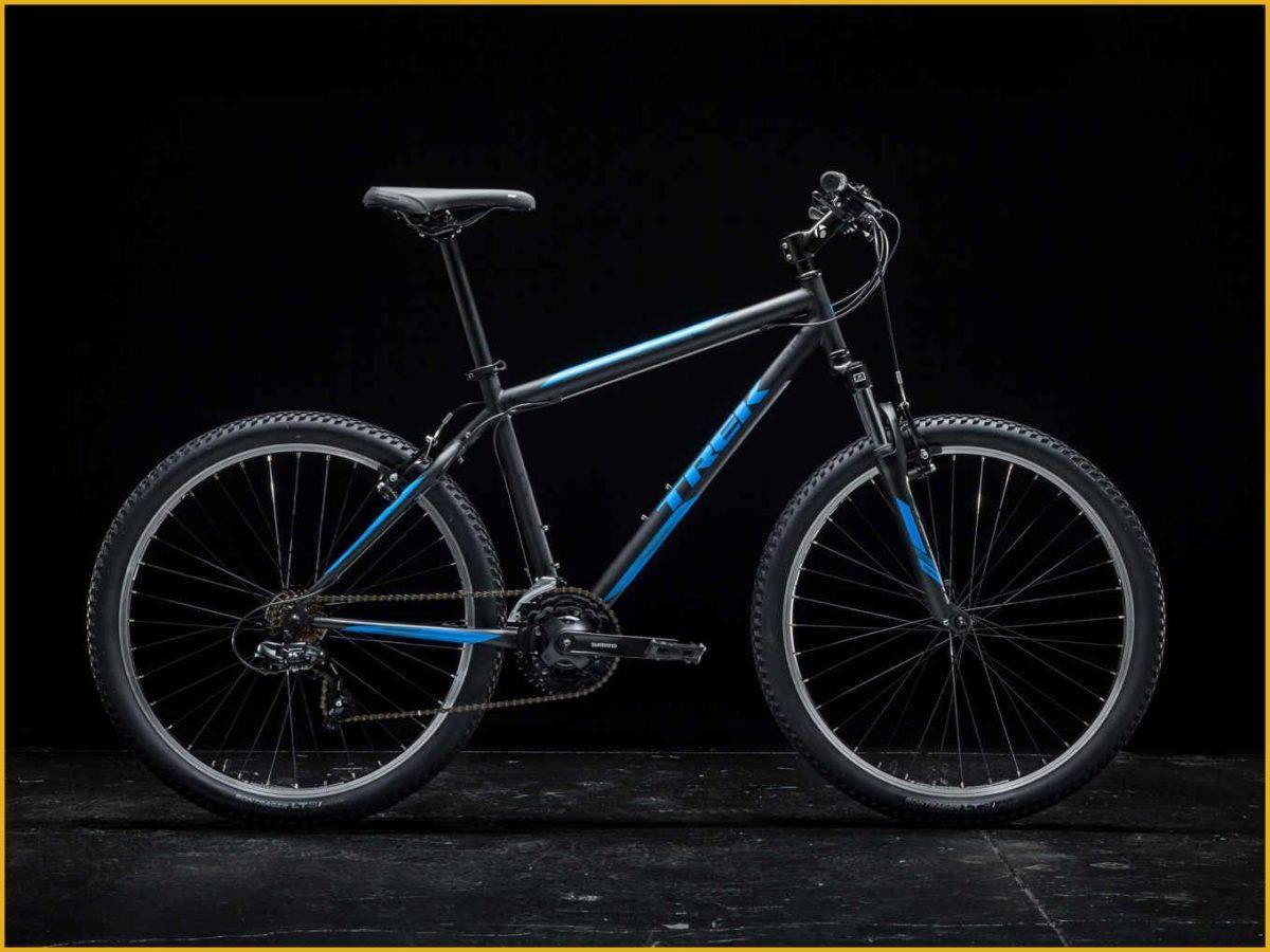 Велосипеды Trek - комфортный и универсальный вариант двухколесного транспорта.