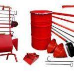 Противопожарное оборудование и инвентарь