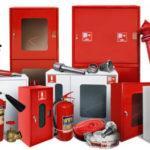 Виды противопожарного оборудования, его использование